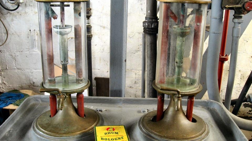 Fabrication Rhum Bologne