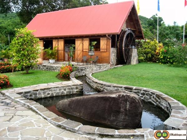 Musée du café Chaulet en Basse-Terre Guadeloupe