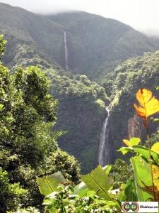 Chutes carbet Guadeloupe